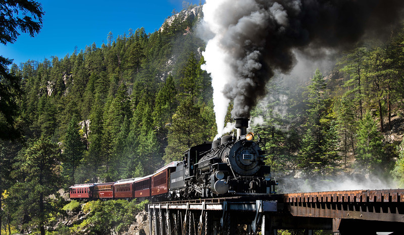 Durango and Silverton Narrow Gauge RR