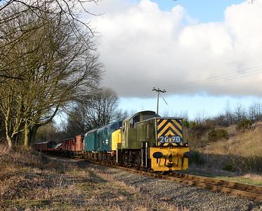 D9531 and 40145, Springside Farm.