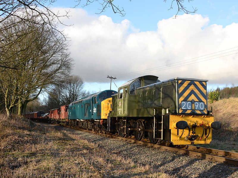 D9531 and 40145, Springside Farm.
