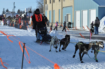 American Dog Derby, Ashton, Idaho. 2.09.