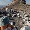 Sketch break, Swiss Mountain, Oman.