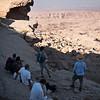 View from Jebel Qatara<br /> Oman