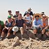 Triple Crescent hike to summit of Jebel Sumaini<br /> Oman