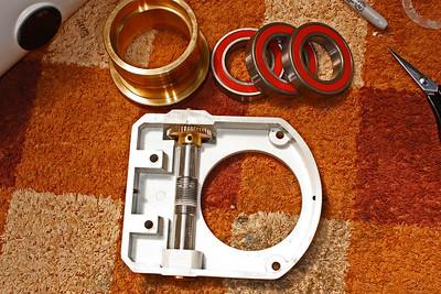 EQ6 Pro Assembling - RA