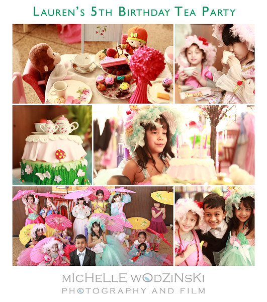 """LAUREN'S 5TH BIRTHDAY TEA PARTY<br /> <br /> Hosted by Mrs. Newberry's Traveling Tea Party <a href=""""http://www.mrsnewberrystravelingtea.biz"""">http://www.mrsnewberrystravelingtea.biz</a><br /> <br /> Photos by Michelle Wodzinski"""