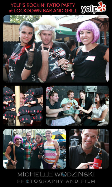 Yelp hosted an event for it's Elite Members at Lockdown Bar and Grill in Chicago on July 14th, 2012<br /> <br /> Photos by Michelle Wodzinski Photography & Film