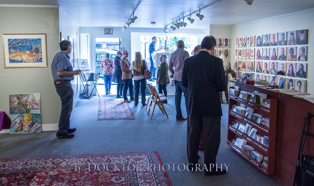 Carl Grauer opening at 510 Warren St  Gallery-19