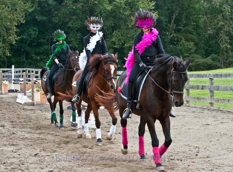 Cricket Hill Arabians open house