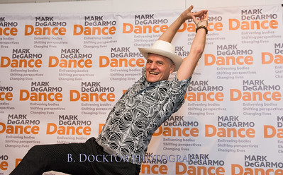 Gala for Mark DeGarmo Dance