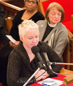 Hudson Mayor, Tiffany Hamilton