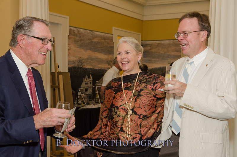 Bill Goessel, Laurie Norton Moffatt, Peter Williams