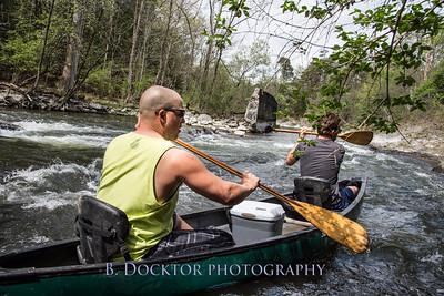 2017 Roe Jan Canoe Race-12