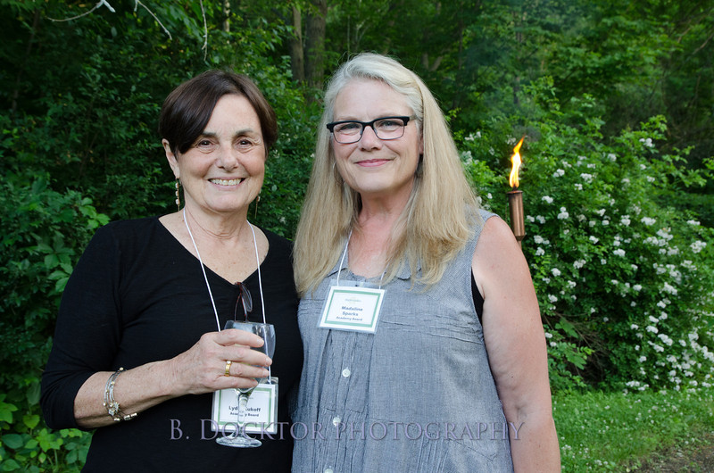 Event Co-Chairs Lydia Kukoff, Madaline Sparks