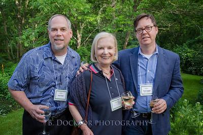 Greg Volger, Joan Kadin, Board Member David Highfill