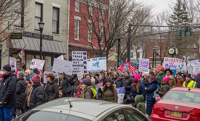 Women March On! Hudson 2019-8