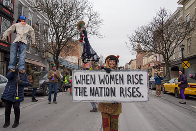 Women March On! Hudson 2019-9