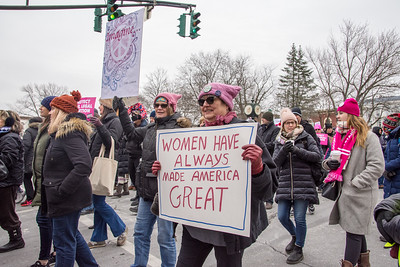 Women March On! Hudson 2019-5