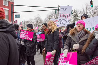 Women March On! Hudson 2019-2