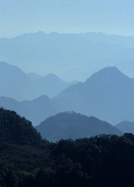 Your treasure house is in yourself. It contains all  you'll ever need.  —Hui Hai <i>L1179 Himalayan foothills</i>