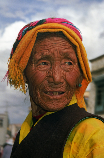 We no longer want to waste time. That is the sign that we have begun to understand the value of our lives. —Gelek Rinpoche <i>L2272 Lhasa, Tibet</i>
