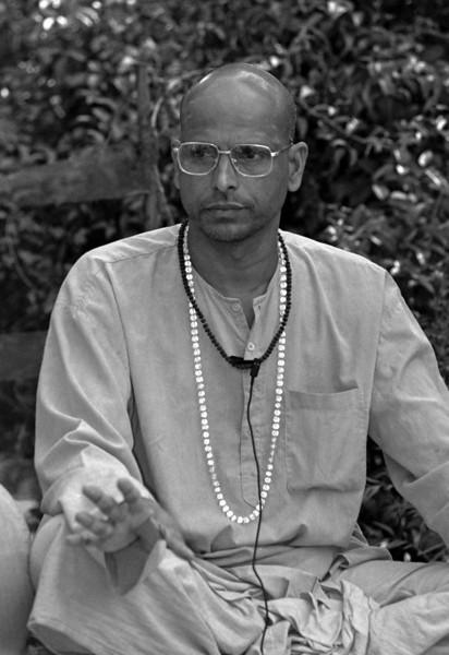 I am not my body; I have a body I am not my mind; I have a mind I am not my personality; I have a personality.  Vedanta <i> L2590 Vedanta scholar, Vedanta Society, Rishikesh </i>