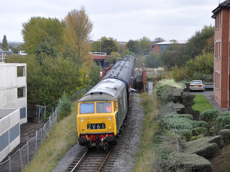 D7076, Bury.