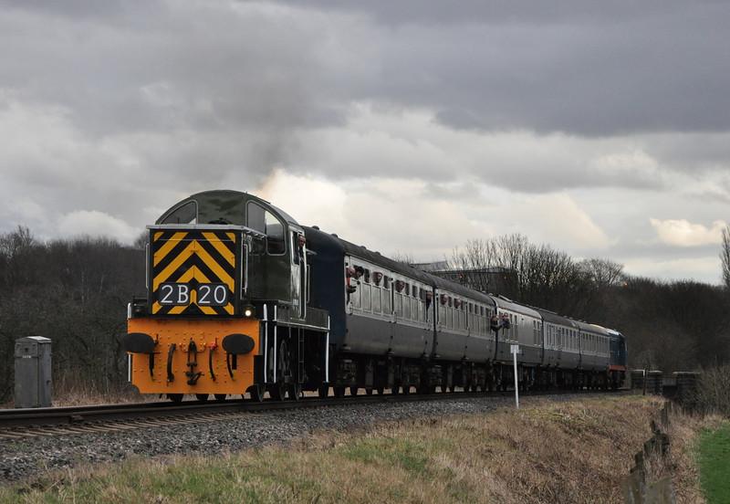 D9531, Burrs.