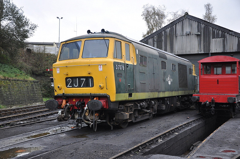 D7076 Bury 09/11/11