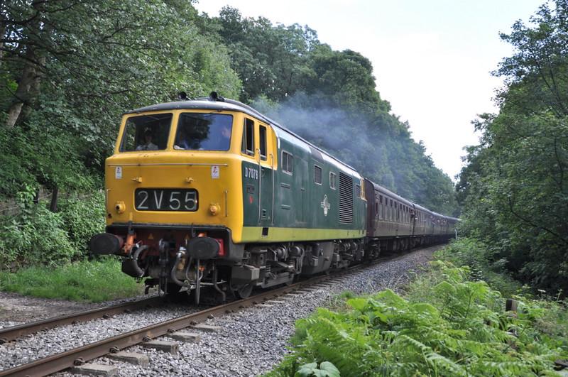 D7076, Summerseat.