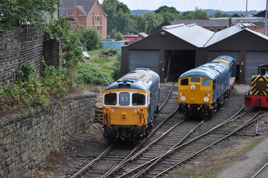 33109 and 5081, Bury.
