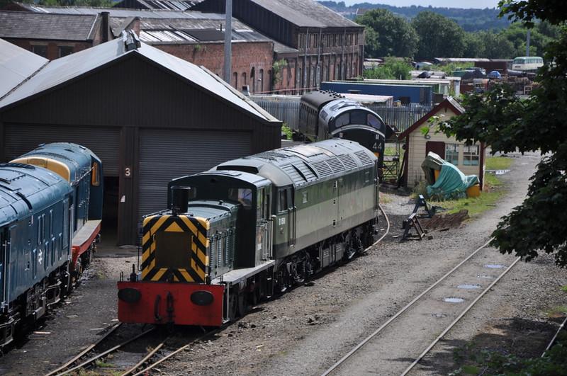 D1501, Bury.