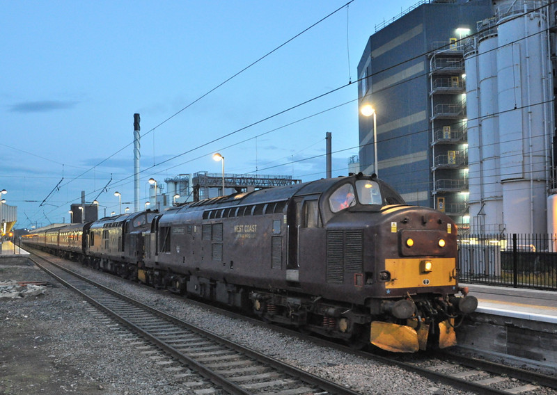 37676 and 37685, Warrington Bank Quay.