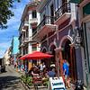 Calle San Francisco, Old San Juan.