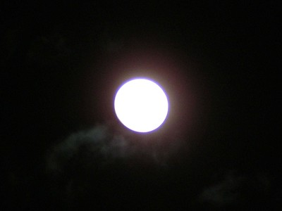 Eclipse of the Moon - Maryland 2004