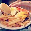 Cheeseburger deluxe!