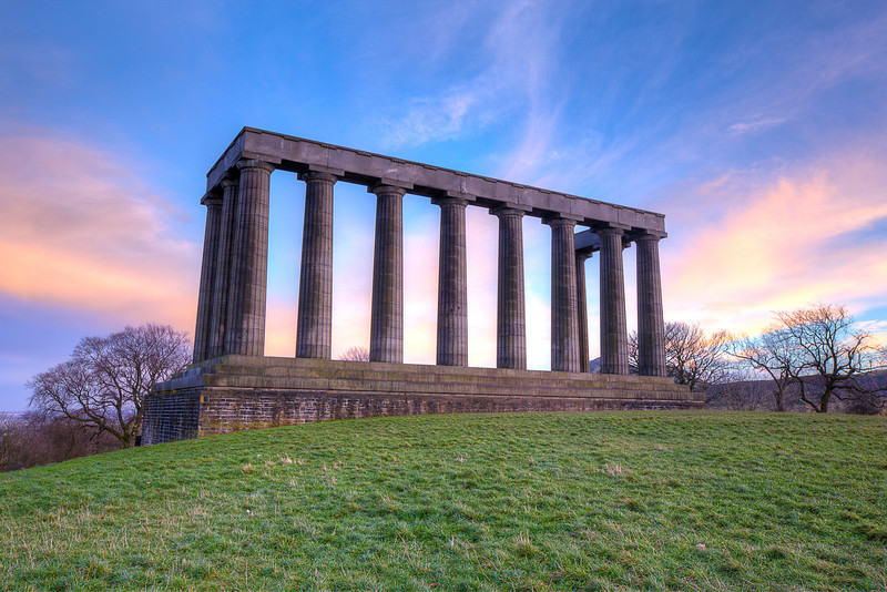 "National Monument on Calton Hill  Follow me on: <a href=""https://www.facebook.com/PhilipCormackPhotography"" rel=""nofollow"">Facebook</a> 