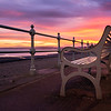 Portobello Promenade at Sunrise