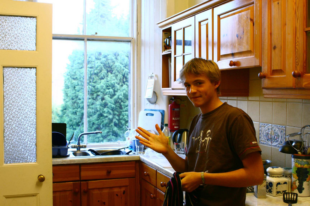 Matt is in his senior year studying Geology at the University of Edinburgh.