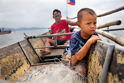 Daily Fishing Trip, Santa Rosa, Phillippines