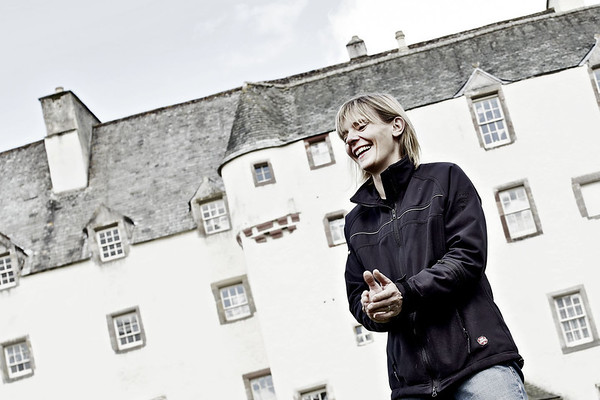 Lady Catherine Maxwell Stuart - Lady of Traquair House - PR Images - Private Commission All Rights Reserved