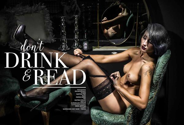 Playboy Italia - October 2015