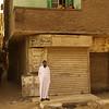 Street scene in Cairo.