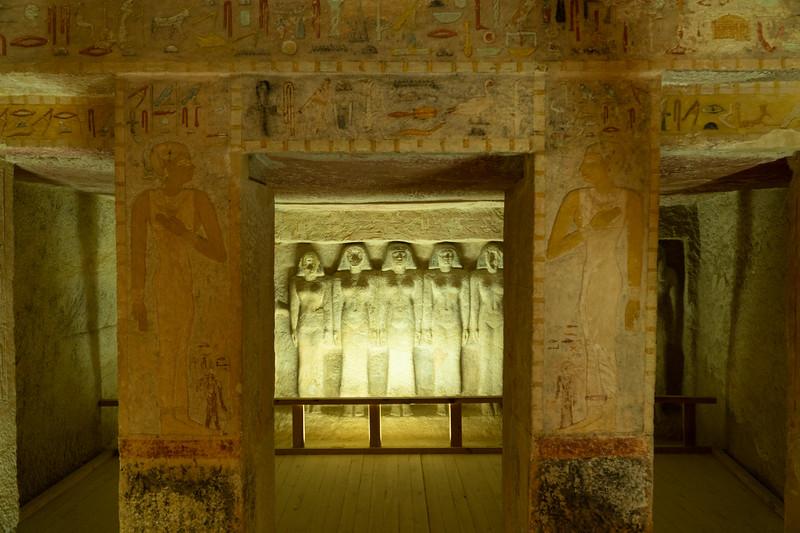 Mastaba of Queen Meresankh III, Giza, Egypt