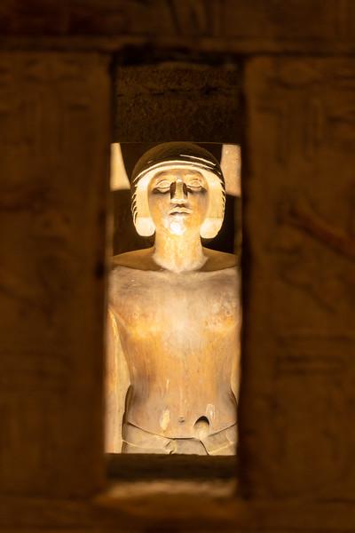 Tombs of Saqqara Egypt