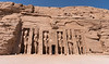 Temple of Hathor for Queen Nefertari, Abu Simbel, Egypt
