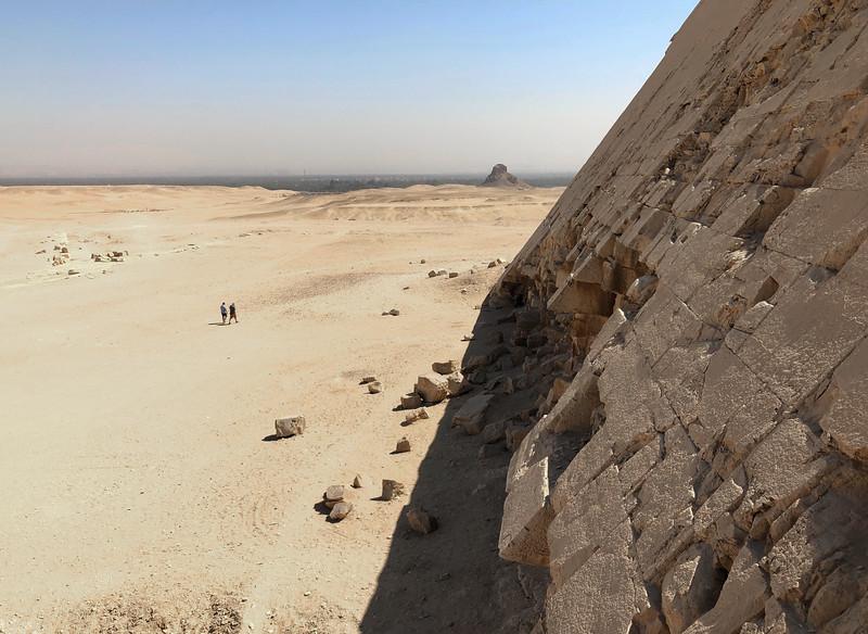 Bent Pyramid, Dahshur, Egypt
