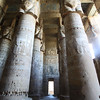 Karnak columns..70 feet high and  about 12 feet in diameter.