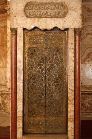 Minbar - Muhammad Ali Pasha Mosque, Citadel of Salahuddin, Cairo