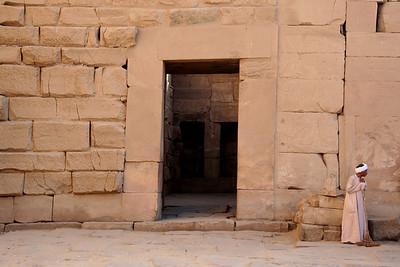 Doorway, Karnak Temple –Luxor, Egypt