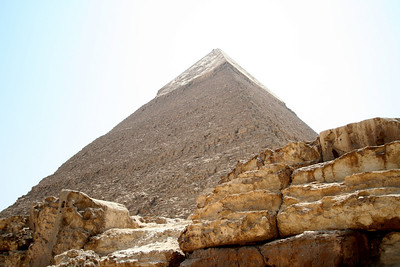 Pyramid of Khafre - Giza